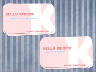 visit card for Kelly by FantasysGirl