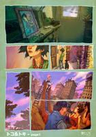 TOKO+TOKI page1 by toniinfante