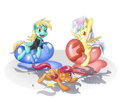 Ballon Party! by nauth