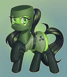 Radioactive Ponie by nauth