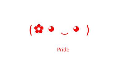 Pride by huskyfish