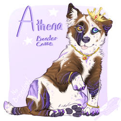 Athena [closed] by ThePopsicleThief