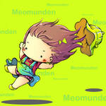 Chibi avatar by meomunden