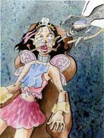 Tooth Fairy Nightmare by samshank0453
