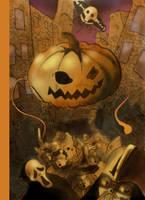 Halloween Cover by samshank0453