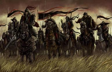 The Black Company by samshank0453
