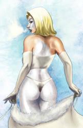 Emma Frost Diamond by samshank0453