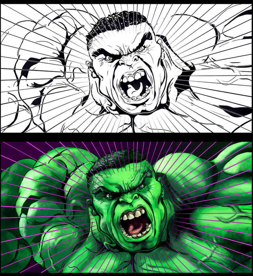 Hulk by samshank0453