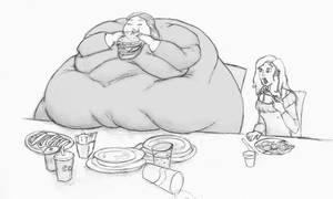 Gluttony by Kiwi-On-Purpose