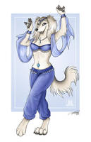 Private Dancer by TaniDaReal
