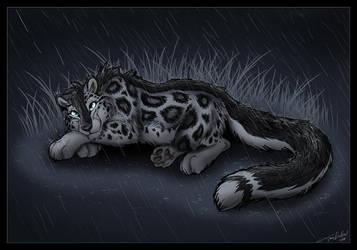 I love the rain by TaniDaReal