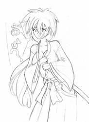 Kenshin TG by Pensuke-kun