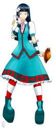 Asian Alice Wonderland -Gift- by Pensuke-kun