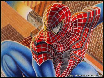 Spider man clone by mario-freire