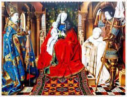 Releitura de Jan Van Eyck by mario-freire