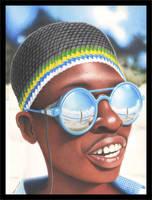 afro-brasileiro by mario-freire