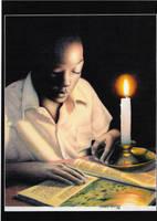 A luz do conhecimento by mario-freire