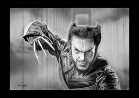 Logan fanart by mario-freire