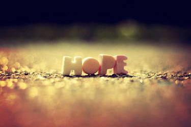 Hope. by ladylerika