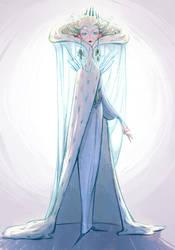 Snow queen - remake by TeenyTinyTena