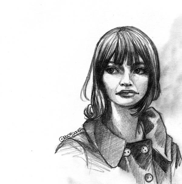 portrait practice by livingdoll