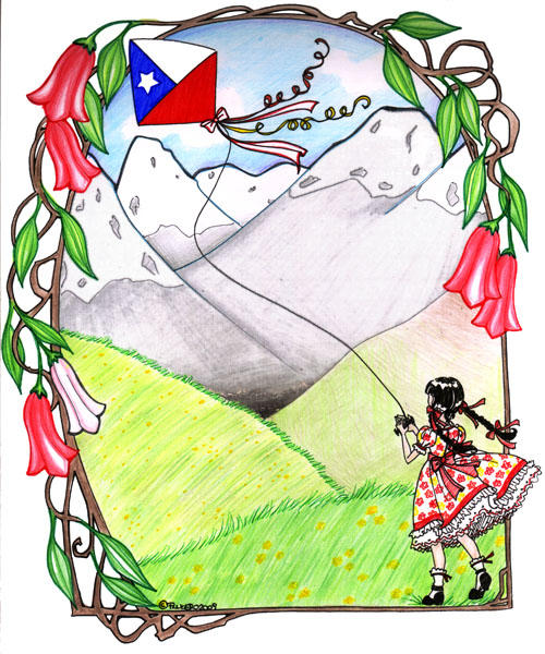 Chile Chile lindo by livingdoll