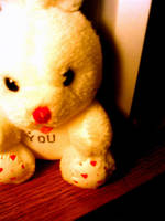 Lonely Bunny by livingdoll