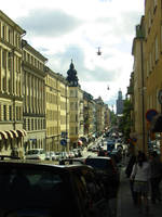Visiting Stockholm by livingdoll