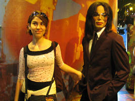 Me and Michael by livingdoll