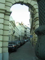Bruxelles Street by livingdoll