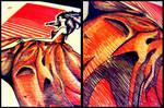 Red dress II by livingdoll