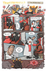 TF2 - The Priorities by protvscar