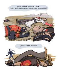 stupid legs by protvscar