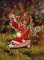 Fairy Christmas by dudeckaya