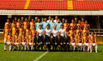 Galatasaray 2008-2009 by cellists
