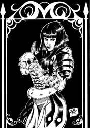 Vampiress by jgmfc