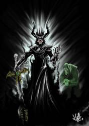 Dark Lord Fanart by jgmfc