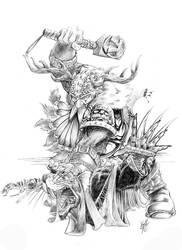 Runesmith by jgmfc