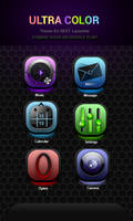 UltraColor Theme for NEXT Launcher by Karsakoff