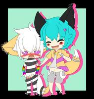 Clothe switch chibi by SkySky25
