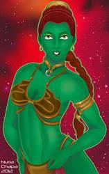 Orion Slave by rainbowmermaid