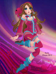 Capitan Rose Music by rainbowmermaid