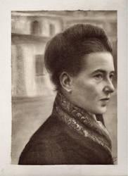de Beauvoir by cYnDeR-lOvEr4196