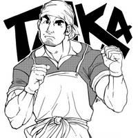 Taka practice by FrkDragmire