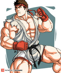 Ryu by polvottish