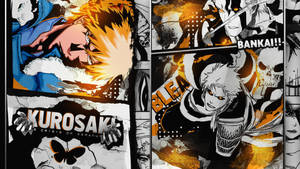 [Hyuskan] Bleach - The Crisis of Karakura by ReiichiroGraph