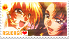 Stamp: AsuCaga by ethie-chan