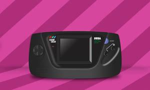 Sega Game Gear by baglio
