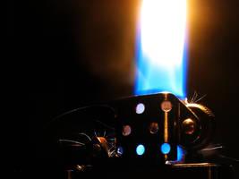 I am a firestarter by Randal01