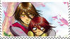 Will and Matt stamp by Iloveyoukisshu